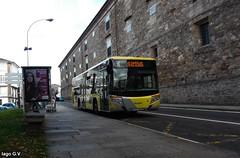 MAN A22 (Iago Gonzlez Vzquez) Tags: man a22 nl 283f city versus santiagodecompostela urbanos autobuses lnea 4 san roque castrosua