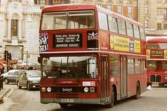 SOUTH LONDON L6 C806BYY (bobbyblack51) Tags: south london l6 c806byy leyland olympian eastern coach works london1996