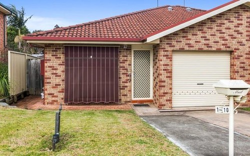 1/10 Cornelian Avenue, Eagle Vale NSW 2558