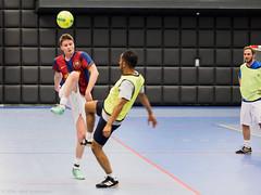 PA210707.jpg (Bart Notermans) Tags: coolblue bartnotermans collegas competitie feyenoord olympus rotterdam soccer sport zaalvoetbal