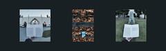 """95th Birthday authoress Ilse Aichinger. All Saints` Day 1. November 2016 Jewish Cemetery Central Cemetery Vienna Door 4 95. Geburtstag Ilse Aichinger """"Das vierte Tor"""" beim 4. Tor Jüdischer Friedhof Zentralfriedhof Wien Allerheiligen (hedbavny) Tags: aichinger ilseaichinger dasviertetor zentralfriedhof jüdischerfriedhof spielplatz aktion aktionismus buch book geburtstag birthday allerheiligen allsaintsday feiertag cemetery friedhof graveyard blue blau himmel sky wolke cloud lesen read diegröserehoffnung herbst autumn herbstfarben color farbe laub blätter leaf blättern bank bench holz wood gedenkstein memorial gedenken stein stone aufschrift inschrift konzept inhalt aussage form lektüre red rot kerze weis white mauer wall tür door fenster window hand wien vienna austria österreich hedbavny allhallowsday"""