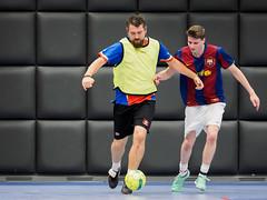 PA211103.jpg (Bart Notermans) Tags: coolblue bartnotermans collegas competitie feyenoord olympus rotterdam soccer sport zaalvoetbal