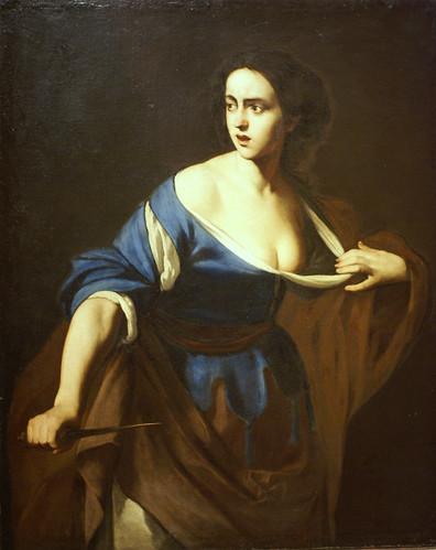 Andrea Vaccaro, Selbstmord der Lukretia (Suicide of Lucretia)