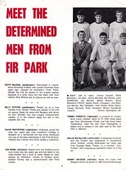 Stoke City vs Motherwell - 1970 - Page 4 (The Sky Strikers) Tags: stoke city motherwell texaco cup victoria ground official programme 1