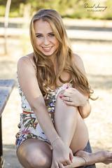 IMG_5648 - e (Daniel JG) Tags: shooting outdoors verano summer model femalemodel beauty belle femenine portrait retrato smile blonde female femme sweet beautiful legs