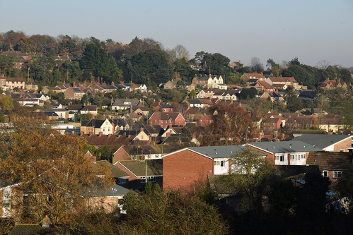 Ilminster from Herne Hill