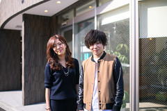 Owner and staff standing in front of hair salon (Apricot Cafe) Tags: img4824 20s asianethnicity japan japaneseethnicity kimono sigma35mmf14dghsmart tokyo beauty beautysalon ceremony culture enjoy hairsalon happiness oneperson peaceful seijinshiki woman youngadult