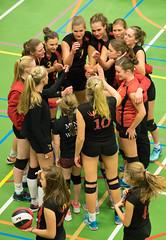 1B261092 (roel.ubels) Tags: vv utrecht eurosped galgewaard volleybal volleyball 18 finale nationale beker