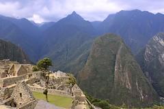 Machu Picchu (oxfordblues84) Tags: oat overseasadventuretravel peru cusco cuscoprovence bucketlistdestination lostcityoftheincas andes incaruins tree lonetree machupicchu