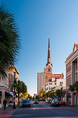 Thanksgiving in Charleston 2016-3 (King_of_Games) Tags: charleston chs southcarolina sc downtown kingstreet kingst stmatthewslutheranchurch