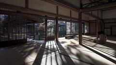 Kenninji Tatami Reflections 畳を照らす日 (Patrick Vierthaler) Tags: kenninji temple kyoto higashiyama zen tatami japanese japanische reflections reflectionen 建仁寺 京都 禅 禅寺 畳 日の当たり 日 反映 反射