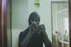 Cat Buglar 2 (CatBurglar Vn) Tags: cat burglar masked glove blaclava robber
