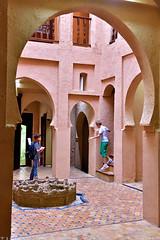Inside Kasbah Museum (T Ξ Ξ J Ξ) Tags: morocco chefchaouen sefasawan d750 nikkor teeje nikon2470mmf28 blue city kasbah museum