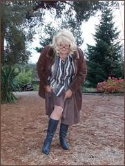 2016 - 11 - 10 - Karoll  - 021 (Karoll le bihan) Tags: femme feminization feminine travestis tgirl travestie travesti transgender effeminate transvestite crossdressing crossdresser travestisme travestissement fminisation crossdress lingerie escarpins bas stocking pantyhose stilettos