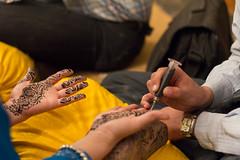 Mehndi 2 (Imtiaz Ahmed's Photography) Tags: wedding pakistan shaadi mehndi