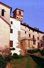 Castello di Valdengo (Biella, Piemonte, Italia) - Scorcio (Luca La Grotta) Tags: italia piemonte biella castello solaris valdengo ferrania industar50 zorki2c biellese bertesca lucalagrotta