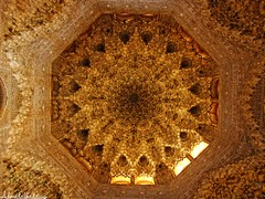 Alhambra Palace 20   / Granada / Spain - 27.03.2012 (Ahmed Al.Badawy) Tags: spain alhambrapalace granada ahmedalbadawyandalusiaislamicarchitecturehutectshots