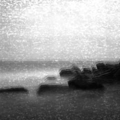 * (-nasruddinmukhtar-) Tags: longexposure blackandwhite bw seascape 120 6x6 beach monochrome mediumformat square seaside shoreline slowshutter mf expired p6   pentaconsixtl luckyshd100 nasruddin nasruddinmukhtar carlzeissjenabiometarmc80mmf28