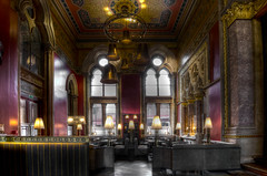 Invitation (nosha) Tags: uk light england color london beautiful beauty architecture hotel design nikon eurostar wide wideangle tokina stpancras pancras 2012 lightroom nosha tokina1117mm nikond7000 england2012