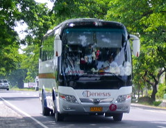 Tangkad ko no? (markstopover_004) Tags: china bus transport genesis inc services yutong gtsi yuchai zk6107h zk6107ha