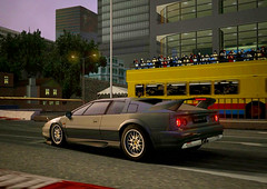 Gran Turismo 4: Lotus Esprit V8 '02 - 1 of 6 (Kelvin64) Tags: cars race computer landscape landscapes video scenery lotus 4 rally scenic racing vehicles 02 ps1 vehicle gran racers races turismo v8 grans racer esprit sceneries rallies nrburgring esprits gt4s