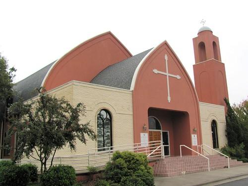 St Mary Coptic Orthodox Church 1