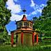 Kassel - Bergpark Wilhelmshöhe  Pagode von Mou-lang 03