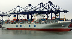 MV Cosco Glory