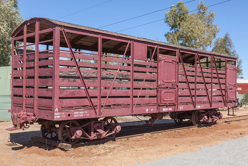 Old Stock Wagon