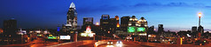 Cincinnati (Jon Medina) Tags: sunset ohio home skyline night photography cincinnati sony panoramic explore alpha queencity a35 explored downtowncincinnati