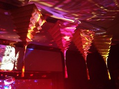 Schatzalp 2013 / Party Pop Up (micky the pixel) Tags: party music hotel schweiz switzerland davos techno rave popup psychedelic electronic lightshow schatzalp vannutt abundzu