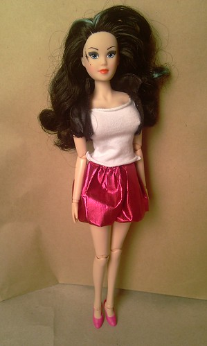Steffi Love on Volks EB-Beauty