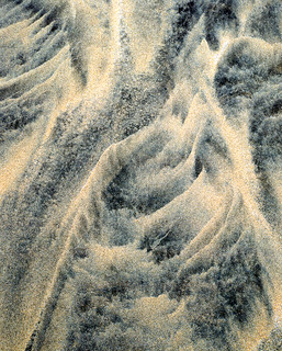 Seilebost sand patterns