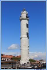 Murano lighthouse (Isabel Fagg) Tags: venice italy lighthouse faro murano venezia phare vuurtoren venetie leuchtturm