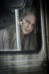 Kelly (Gaetan Habrand Photography) Tags: portrait fashion model nikon blond tatoo mode 70200 d3 rehdhead kellyhabrand