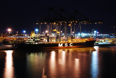MSC Iris (larry_antwerp) Tags: haven port ship belgium vessel terminal container antwerp schip mediterraneanshipping msciris 8201624