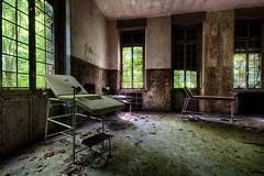 Urbex Ospedale di V. (Brrr Urbex - www.preciousdecay.com) Tags: urban abandoned hospital decay exploring eerie haunted spooky explore forgotten exploration asylum hdr psychiatric ue urbex ospedale madhouse