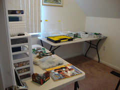 New Lego Room Part 1 (AFLegoMaster) Tags: new 1 lego room part organizing