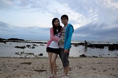 Giin不是故意顯示某人的大肚子 (Stin Shen) Tags: birthday travel nikon 墾丁 kenting 1685 萬里桐 friendlyflickr d7000 2temp