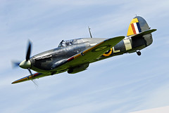 Sea Hurricane.. (mickb6265) Tags: shuttleworthcollection oldwarden hawkerseahurricane z7015 militarypageant2013