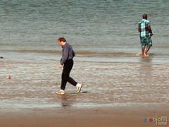 Pembrokeshire June 2013 - 075 - Saundersfoot (marmaset) Tags: beach rural village angle pembrokeshire pembs