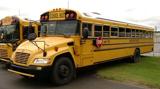 TENNESSEE BLUE BIRD BUS - OVERTON COUNTY SCHOOLS