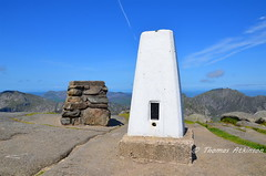 GOAT FELL SUMMIT, this is the second thing you see, the first is the magnificent views (Time Out Images) Tags: scotland clyde north goat fell arran firth ayrshire ayrshirecoast