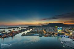 _58R7413 ( : LIU Photography ) Tags: city sunset night sunrise photography scene kaohsiung