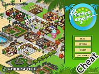 度假村帝國:修改版(Resort Empire Cheat)