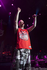 Five Finger Death Punch- 2013 Mayhem Festival- Clarkston,MI 7/28/13