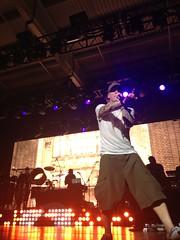 Eminem pointing