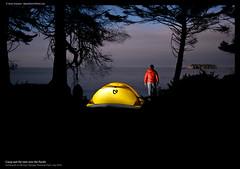Olympic Coast Hike (Jason Hummel Photography) Tags: beach washington sand hiking backpacking olympics washingtonstate olympicnationalpark beachhiking nemoequipment jessyhummel