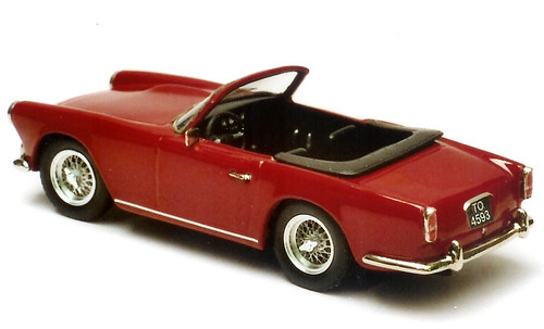 Italia cabriolet rear L