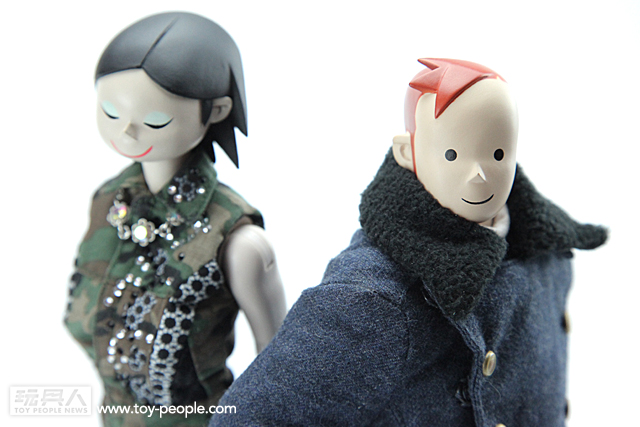 3A Parade – 2013 ASHLEY WOOD X THE SWANK 秋冬聯名計畫 開箱報告
